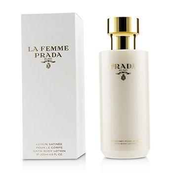 Balsam do ciała La Femme Satin Body Lotion  200ml/6.8oz