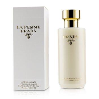 La Femme Satin Shower Cream  200ml/6.8oz