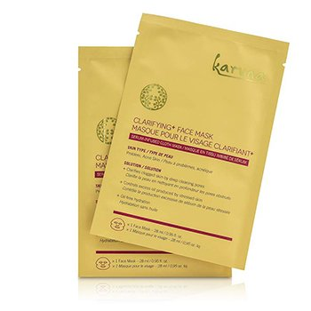 Clarifying + Face Mask  4sheets