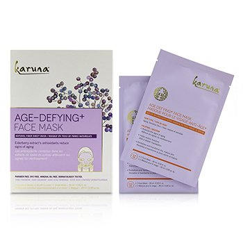 Age-Defying+ Face Mask 4sheets