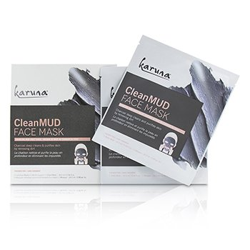 CleanMud Face Mask  4sheets