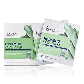 HydraMud Face Mask  4sheets