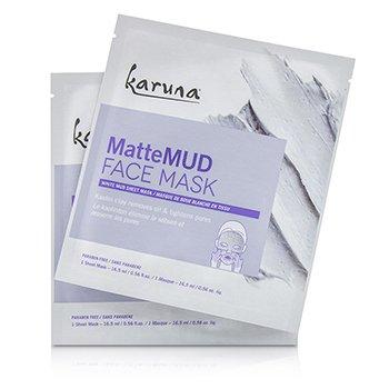 MatteMud Face Mask  4sheets