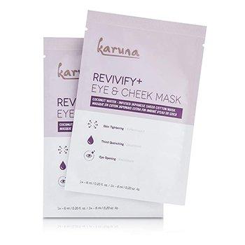 Revivify+ Eye & Cheek Mask  4sheets