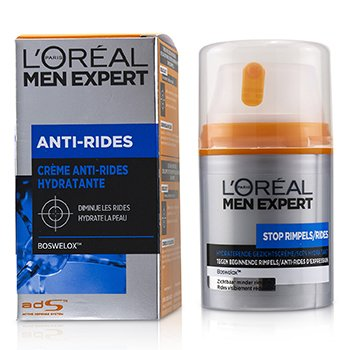 Men Expert Anti-Rimpel Hydrating Creme  50ml/1.7oz