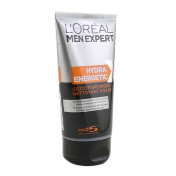 Żel do mycia twarzy Men Expert Hydra Energetic X Daily Purifying Wash  150ml/5oz