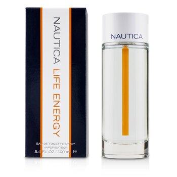 Life Energy Eau De Toilette Spray  100ml/3.4oz