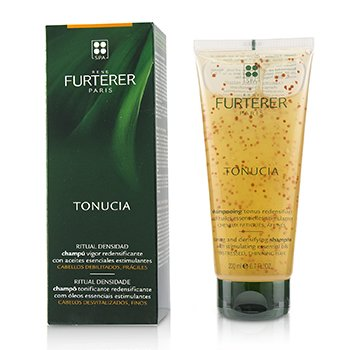 Tonucia Thickening Ritual Toning and Densifying Shampoo (Distressed, Thinning Hair)  200ml/6.7oz
