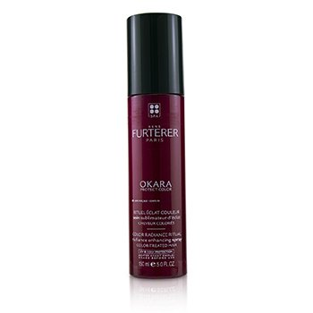 Okara Protect Color Color Radiance Ritual Radiance Enhancing Spray (Color-Treated Hair) 150ml/5oz