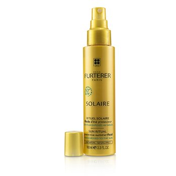 Solaire Sun Ritual Protective Summer Fluid (Hair Exposed To The Sun, Natural Effect)  100ml/3.3oz