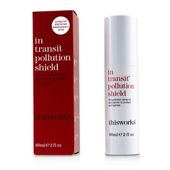In Transit Pollution Shield  60ml/2oz