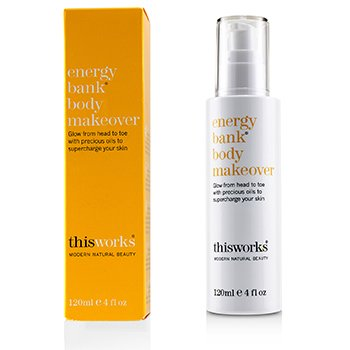 Energy Bank Body Makeover 120ml/4oz