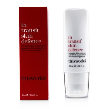 In Transit Skin Defence SPF45  40ml/1.35oz