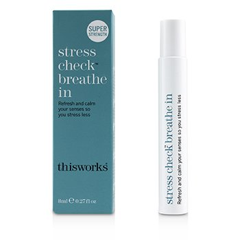 Stress Check Breathe In  8ml/0.27oz