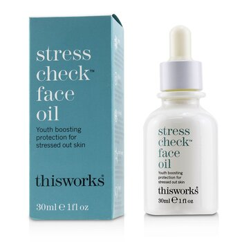 Stress Check Face Oil  30ml/1oz