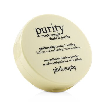 Purity Made Simple Shield & Perfect Anti Pollution Flawless Powder  11g/0.38oz
