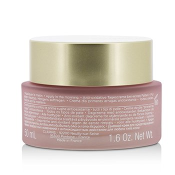 Multi-Active Day Targets Fine Lines Antioxidant Day Cream - For All Skin Types  50ml/1.7oz