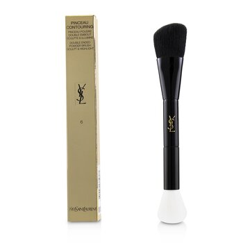 Pinceau Contouring Double Ended Powder Brush (Sculpt & Highlight) 6  -