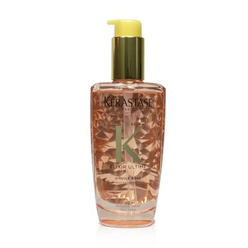 Elixir Ultime L'Huile Rose Radiance Sublimating Oil (Color Treated Hair)  100ml/3.4oz