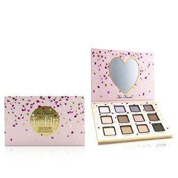 Funfetti It's Fun To Be A Girl Eye Shadow Palette 12x0.99g/0.03oz