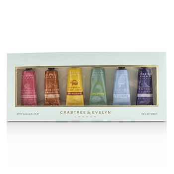 Limited Edition Hand Therapy Gift Set  6x25ml/0.86oz