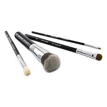 Snap A Selfie Brush Set  4pcs