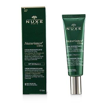 Nuxuriance Ultra Global Anti-Aging Replenishing Fluid Cream SPF 20 - All Skin Types  50ml/1.5oz