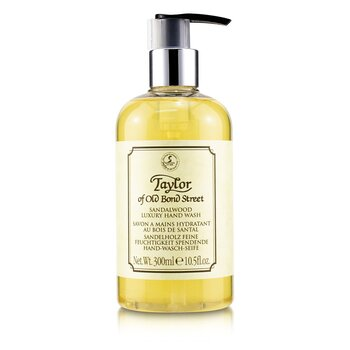 Sandalwood Luxury Hand Wash  300ml/10.5oz