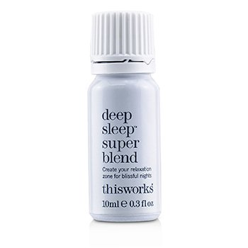 Deep Sleep Super Blend 100% Pure Essential Oil 10ml/0.3oz