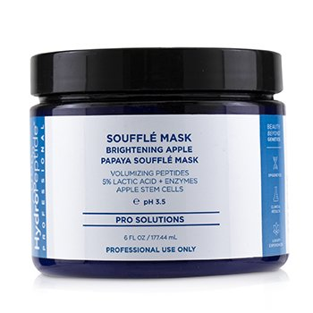 Souffle Mask - Brightening Apple Papaya Souffle Mask (pH 3.5) (Salon Product)  177ml/6oz