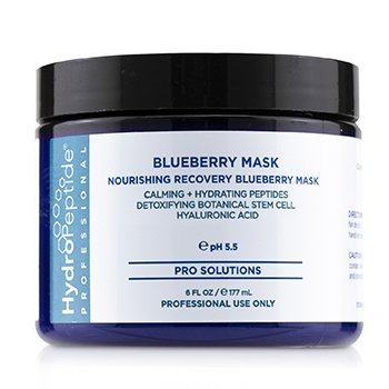 Blueberry Mask - Nourishing Recovery Blueberry Mask (pH 5.5) (Salon Product)  177ml/6oz