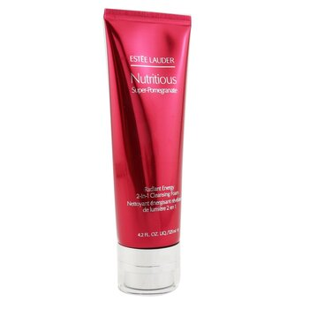 Nutritious Super-Pomegranate Radiant Energy 2-In-1 Cleansing Foam  125ml/4.2oz