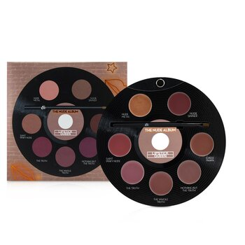 唇膏彩盤The Nude Album Lipstick Palette  7x4g/0.04oz