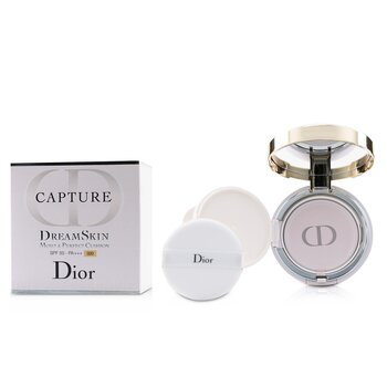 Capture Dreamskin Moist & Perfect Cushion SPF 50 With Extra Refill  2x15g/0.5oz