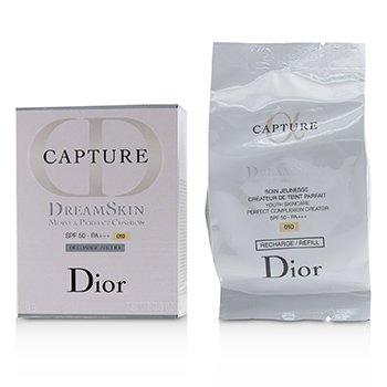 Capture Dreamskin Moist & Perfect Cushion SPF 50 Refill  15g/0.5oz