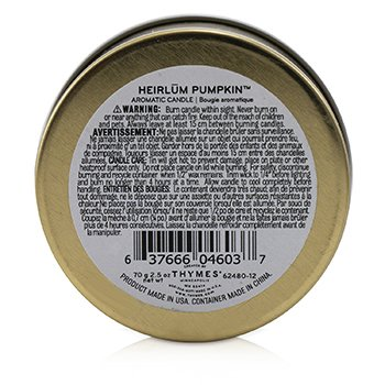 Świeca zapachowa Aromatic Candle (Travel Tin) - Heirlum Pumpkin  70g/2.5oz