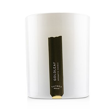 Aromatic Candle - Goldleaf  9oz