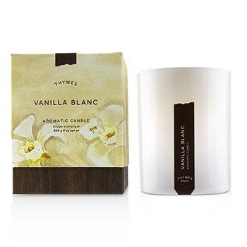 Aromatic Candle - Vanilla Blanc  9oz
