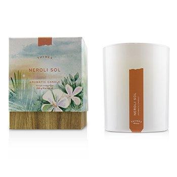 Świeca zapachowa Aromatic Candle - Neroli Sol  9oz