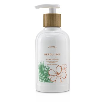 Neroli Sol Hand Lotion  240ml/8.25oz