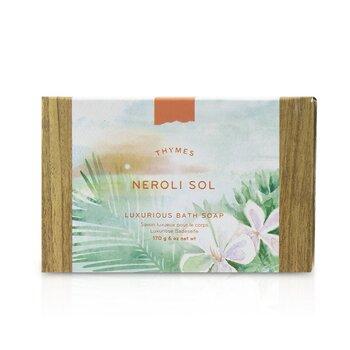 Neroli Sol Luxurious Bath Soap  170g/6oz
