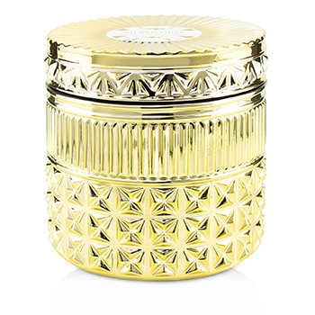 Gilded Muse Faceted Jar Candle - Exotic Blossom & Basil 312g/11oz