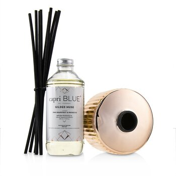 Gilded Muse Reed Diffuser - Pink Grapefruit & Prosecco  230ml/7.75oz