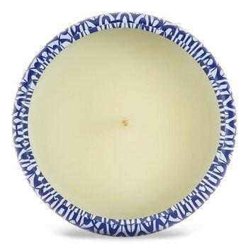 Printed Travel Tin Candle - Paris  241g/8.5oz