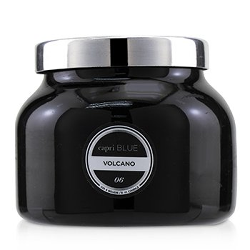 Black Jar Candle - Volcano  226g/8oz