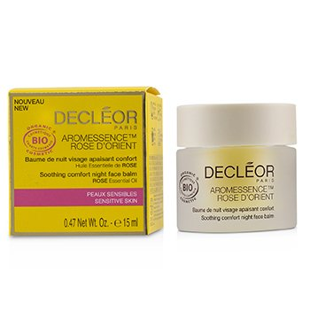 Aromessence Rose D'Orient Soothing Comfort Night Face Balm - For Sensitive Skin  15ml/0.47oz