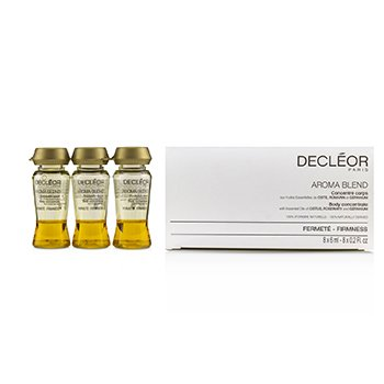 Aroma Blend Body Concentrate (Firmness) - Salon Product 8x6ml/0.2oz