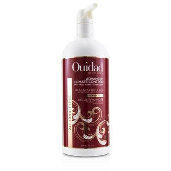 Advanced Climate Control Heat & Humidity Gel (All Curl Types - Stronger Hold)  1000ml/33.8oz