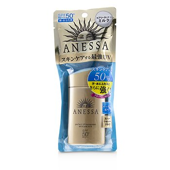 Anessa Perfect UV Sunscreen Skincare Milk SPF50+ PA++++  60ml/2oz