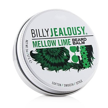 Mellow Lime Beard Balm  57g/2oz